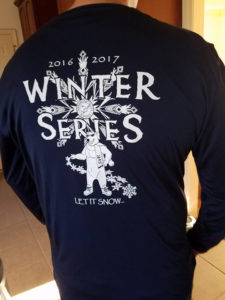 Winter Series Shirt